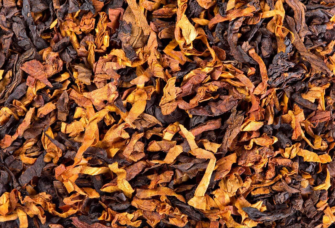 Unverarbeiteter Tabak - Vorteile